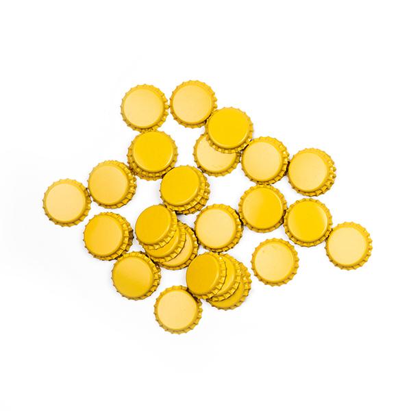 chapas amarillas