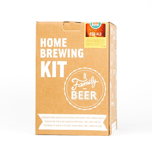 KIT RED ALE