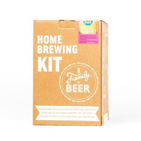 Kit cerveza casera Weizenbier