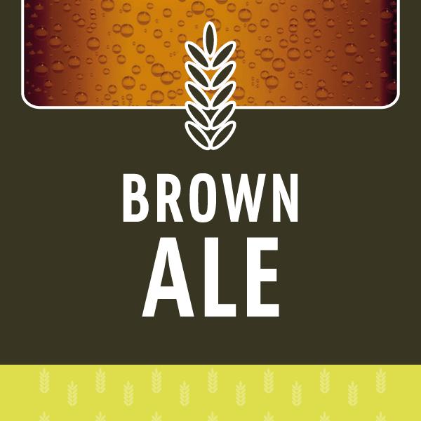 Mix Brown Ale 20L para hacer cerveza