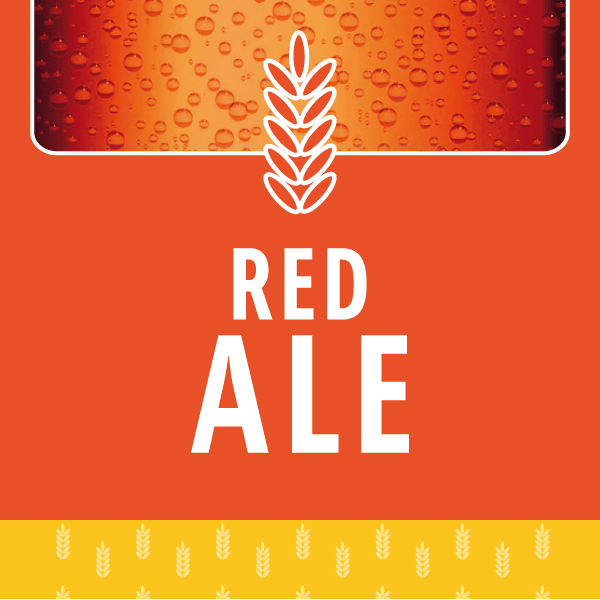 MIX RED ALE 10L para hacer Cerveza rojiza