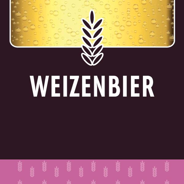 MIX WEIZENBIER 20l para hacer cerveza