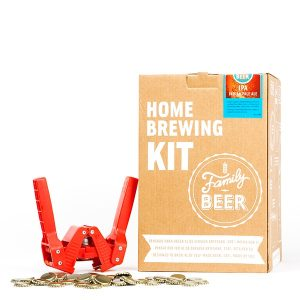 Kit para hacer cerveza Family Beer+Kit Chapadora