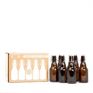 Caja botellas Flip Top 2