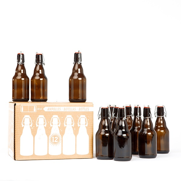 Caja Botellas Flip Top
