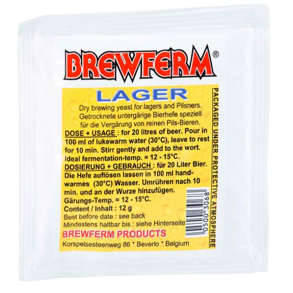Levadura Breferm Lager