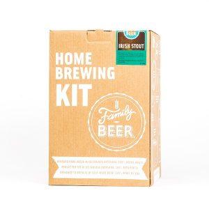 Kit cerveza casera Irish Stout