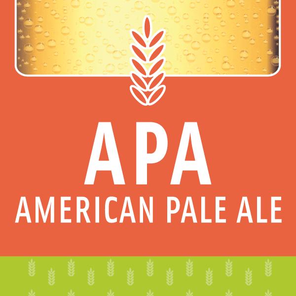 Mix Apa hacer cerveza American Pale Ale