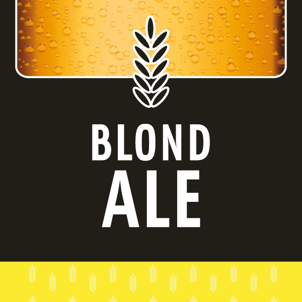 Mix Blond ale