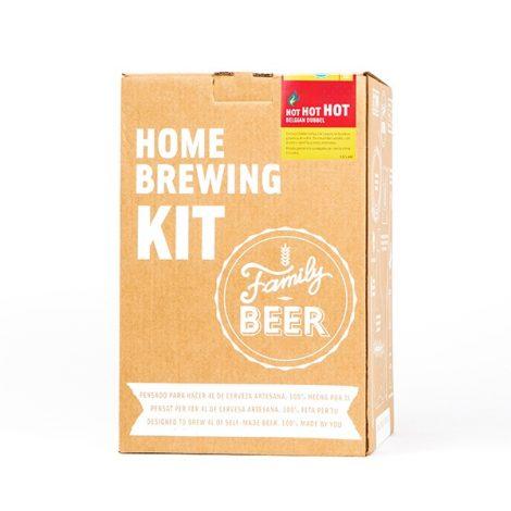 Kit cerveza artesana Hot hot hot