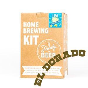 Kit cerveza artesanal Ipa El Dorado