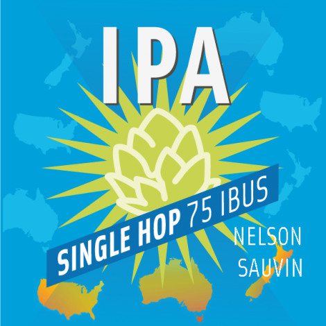 Mix Ipa Single Hop Nelson Sauvin