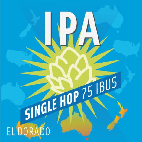 Mix Ipa Single Hop el Dorado