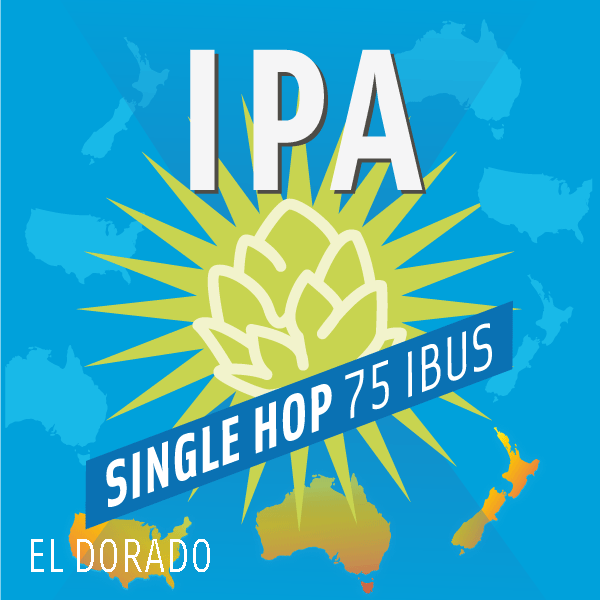 Mix Ipa Single Hop el Dorado