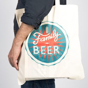 FAMILY BEER BAG