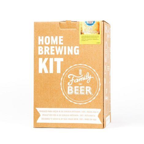 Kit cerveza artesana APA