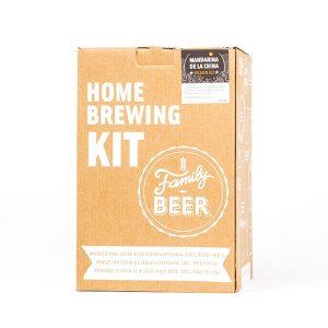 Kit para hacer cerveza witbier Mandarina de la China