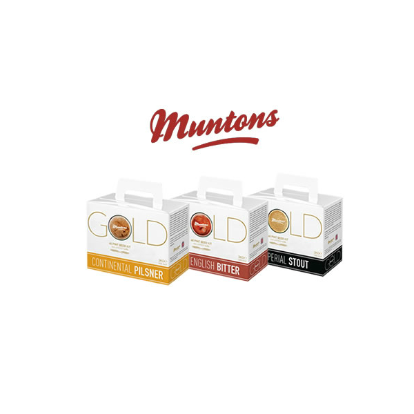 Kits cerveza Muntons
