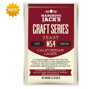 MANGROVE JACK'S M54 California lager