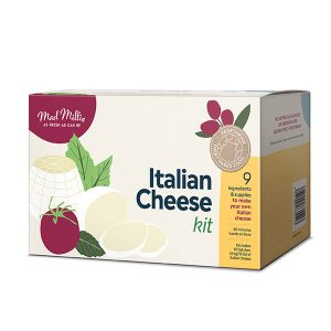 Kit queso italiano