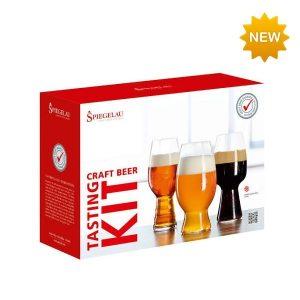 kit de cerveza artesana Spiegelau