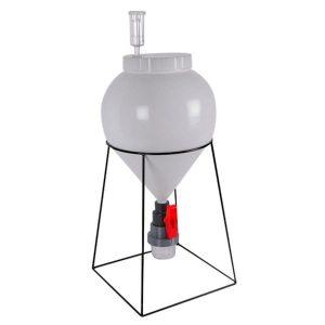 Fermentador cónico de plástico 11l FastFermenter