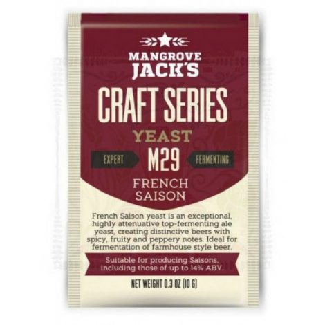 La MANGROVE JACK'S M29 French Saison