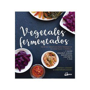 vegetales fermentados